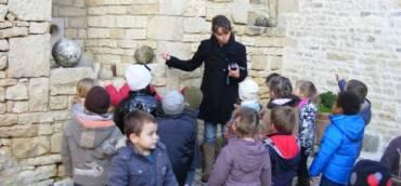 Les enfants et le Château